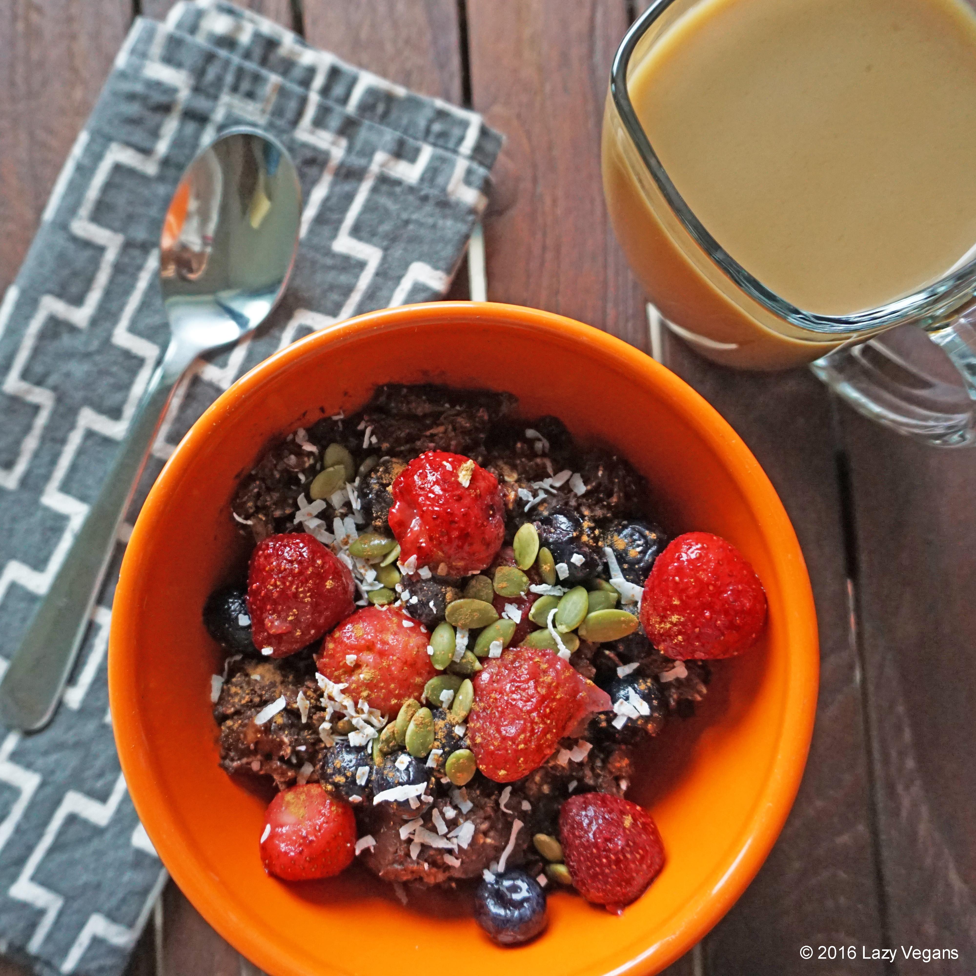 chocolate-oatmeal