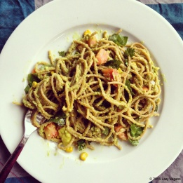 spaghetti-avocado-sauce