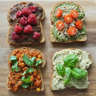 bread spreads