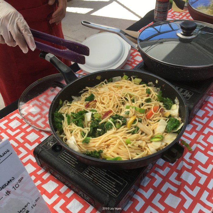 Tibetan noodles